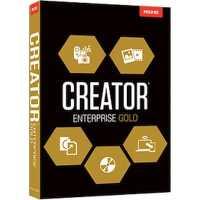 Программное обеспечение Corel Creator Gold 12 Enterprise LCRCRG12ML5
