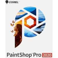 Графика и моделирование Corel PaintShop Pro 2020 LCPSP2020MLUG0