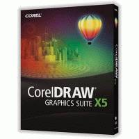 Графика и моделирование CorelDRAW Graphics Suite X5 Russian CDGSX5RUHBB