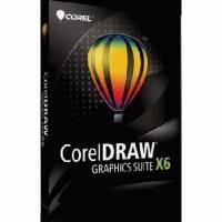 Графика и моделирование CorelDRAW Graphics Suite X6 Russian BOX CDGSX6RUHBB