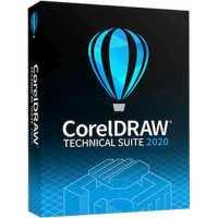 Графика и моделирование CorelDRAW Technical Suite 2020 LCCDTSMLMNT1R