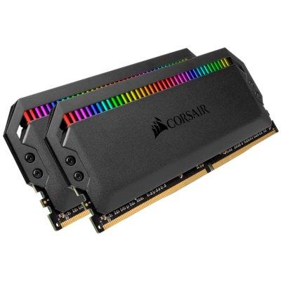 оперативная память Corsair Dominator Platinum RGB CMT32GX4M2C3000C15