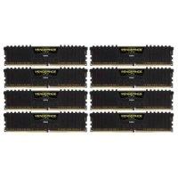 Оперативная память Corsair Vengeance LPX CMK128GX4M8A2666C16
