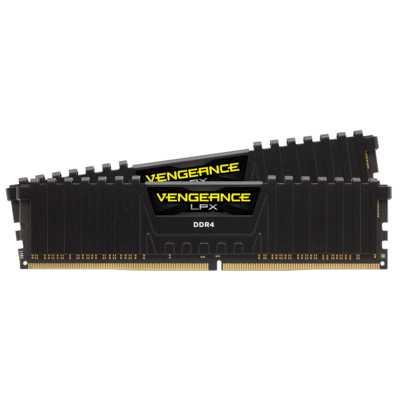 оперативная память Corsair Vengeance LPX CMK16GX4M2D3600C18