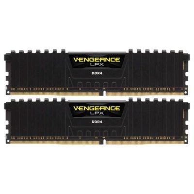 оперативная память Corsair Vengeance LPX CMK32GX4M2A2666C16