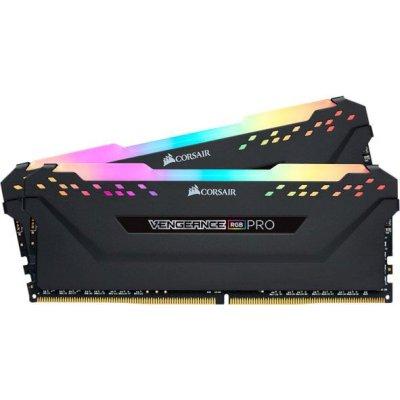оперативная память Corsair Vengeance RGB Pro CMW16GX4M1Z3600C18