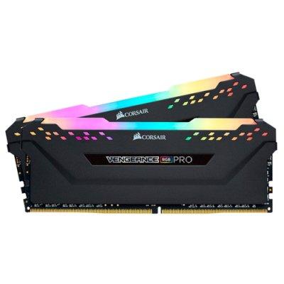оперативная память Corsair Vengeance RGB Pro CMW32GX4M2C3000C15