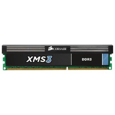 оперативная память Corsair XMS3 CMX4GX3M1A1600C11