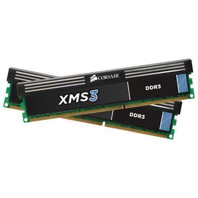 оперативная память Corsair XMS3 CMX8GX3M2A1600C9