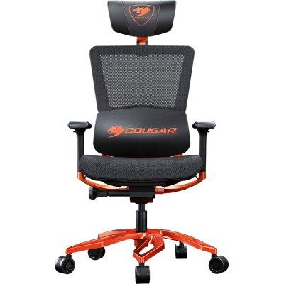 игровое кресло Cougar Argo Black-Orange
