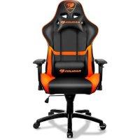 Игровое кресло Cougar Armor Black-Orange