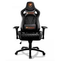 Игровое кресло Cougar Armor S Black