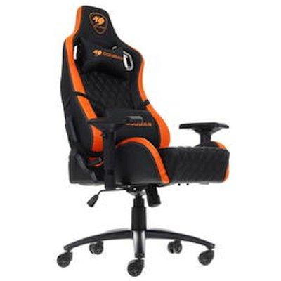 игровое кресло Cougar Armor S Black-Orange