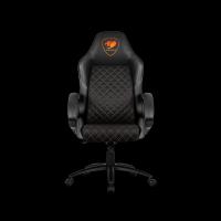 Игровое кресло Cougar Fusion Black