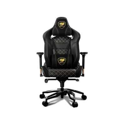 игровое кресло Cougar Throne Royal Black