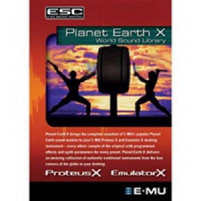 аудиотехника Creative Professional E-Mu Planet Earth X