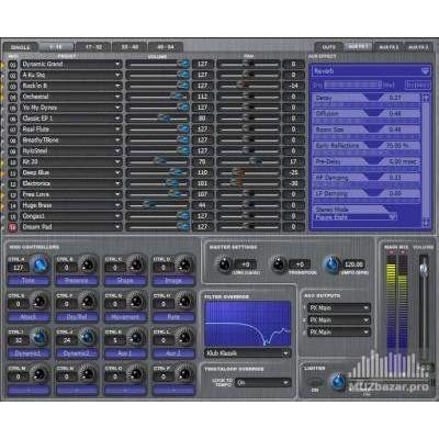 аудиотехника Creative Professional E-Mu Proteus X2