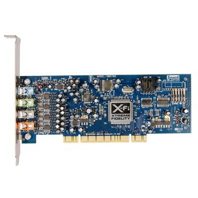 звуковая карта Creative SB X-Fi Xtreme Audio SB0790