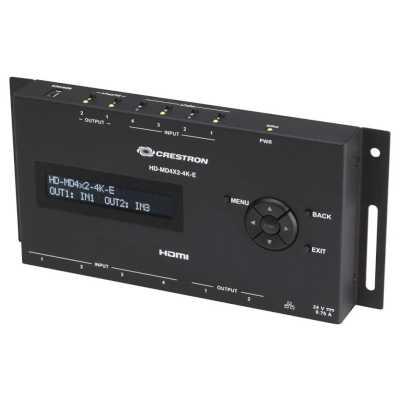 коммутатор Crestron HD-MD4X2-4K-E