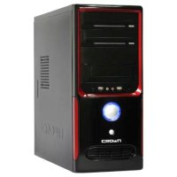 Корпус Crown CMC-G8 black-red 450W