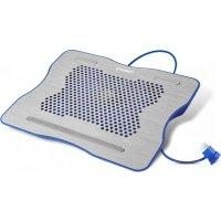 Охлаждающая подставка Crown CMLC-1001 Silver-Blue