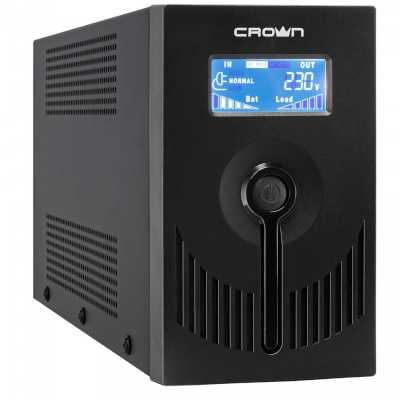 ИБП Crown CMU-SP650EURO LCD USB