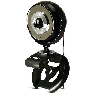 веб-камера Crown CMW-117 Black
