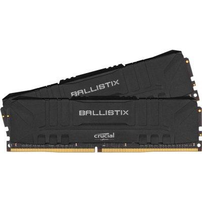 оперативная память Crucial Ballistix Black BL2K16G36C16U4B