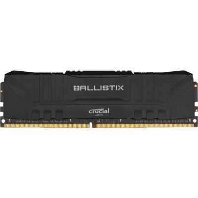 оперативная память Crucial Ballistix Black BL8G32C16U4B