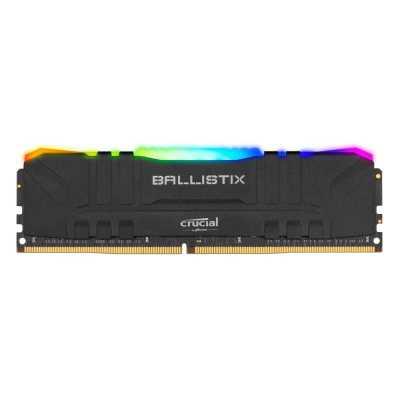 оперативная память Crucial Ballistix Black RGB BL16G36C16U4BL