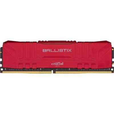 оперативная память Crucial Ballistix Red BL32G32C16U4R
