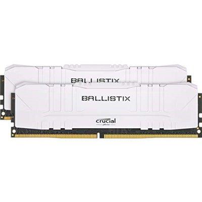 оперативная память Crucial Ballistix White BL2K8G26C16U4W