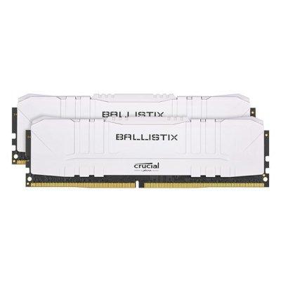 оперативная память Crucial Ballistix White BL2K8G36C16U4W