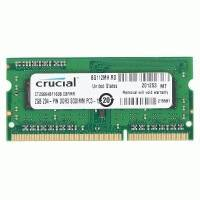 Оперативная память Crucial CT25664BF160B