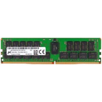 оперативная память Crucial MTA18ASF4G72PZ-3G2B1