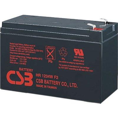 батарея для UPS CSB HR1234W F2