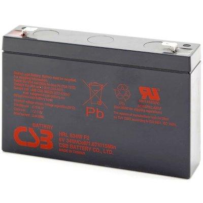 батарея для UPS CSB HRL634W