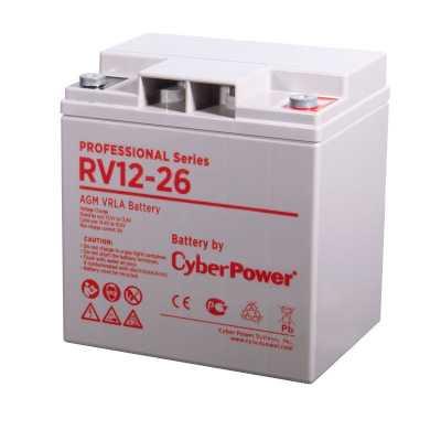 батарея для UPS CyberPower RV12-26
