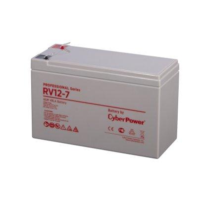 батарея для UPS CyberPower RV12-7