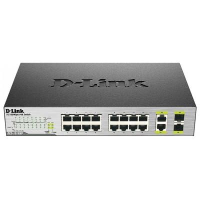 коммутатор D-Link DES-1018MP-A1A