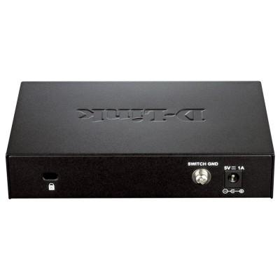 коммутатор D-Link DGS-1100-05-A1A