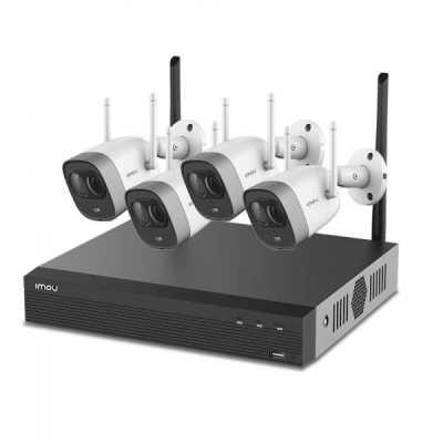 IP видеокамера Imou KIT/NVR1104HS-W-S2/4-G26E