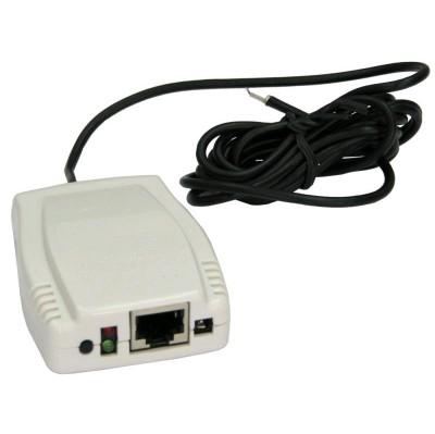 датчик температуры и влажности PowerCom ME-PK-621C-01G-LF