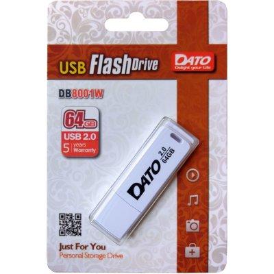флешка Dato 64GB DB8001W-64G
