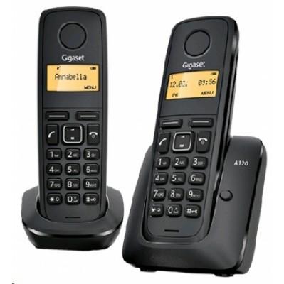 радиотелефон Gigaset A120 AM Black