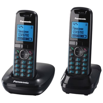 радиотелефон Panasonic KX-TG5512RUB