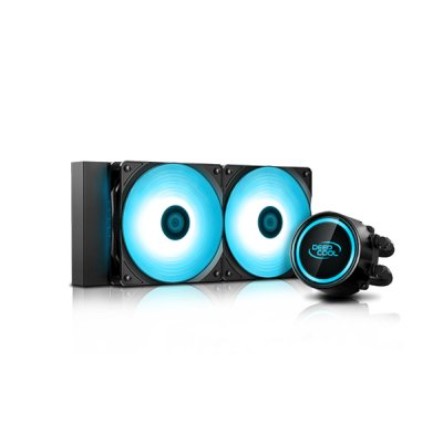 кулер Deepcool Gammaxx L240 RGB V2