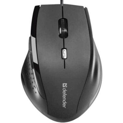 мышь Defender Accura MM-362 Black