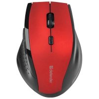 Мышь Defender Accura MM-365 Red