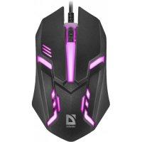 Мышь Defender Cyber MB-560L Black